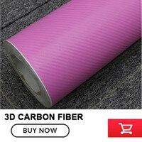 152 см x 30 м Водонепроницаемый розовый автомобиль Стикеры s 3D автомобиля углеродного волокна виниловая пленка Лист Обёрточная бумага Roll авто