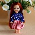 Очень симпатичная одежда платье для Барби сестра маленькая келли BBI00669