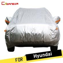 Cawanerl SUV Car Cover Anti UV Sun Snow Rain Protector Cover For Hyundai XG Rohens Coupe Matrix Equus Sonata Terracan Tucson
