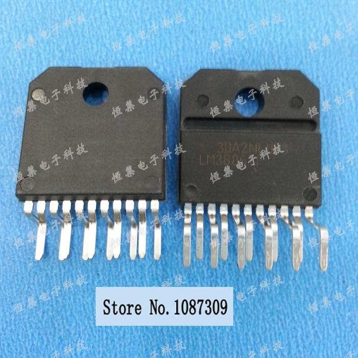 Бесплатная Доставка 10 шт./лот LM3886 LM3886TF молния-11 аудио усилитель IC новый оригинальный