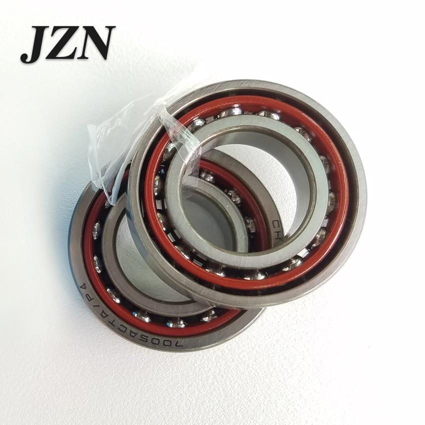 цена 7200 7201 7202 7203 7204 7205 7206 7207 7208 Precision Angle contact ball bearing ABEC-7 P4 Machine tool bearing