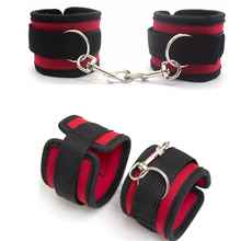 4 PCs Adjustable Handcuffs Set For Young Couples