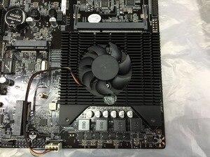 Image 5 - Carte mère Ultra mince Mini itx intégrée au processeur A8 6410 R5 traitement graphique vidéo APU VGA RJ45 HDMI USB 3.0 mSata utilisation 12V DC