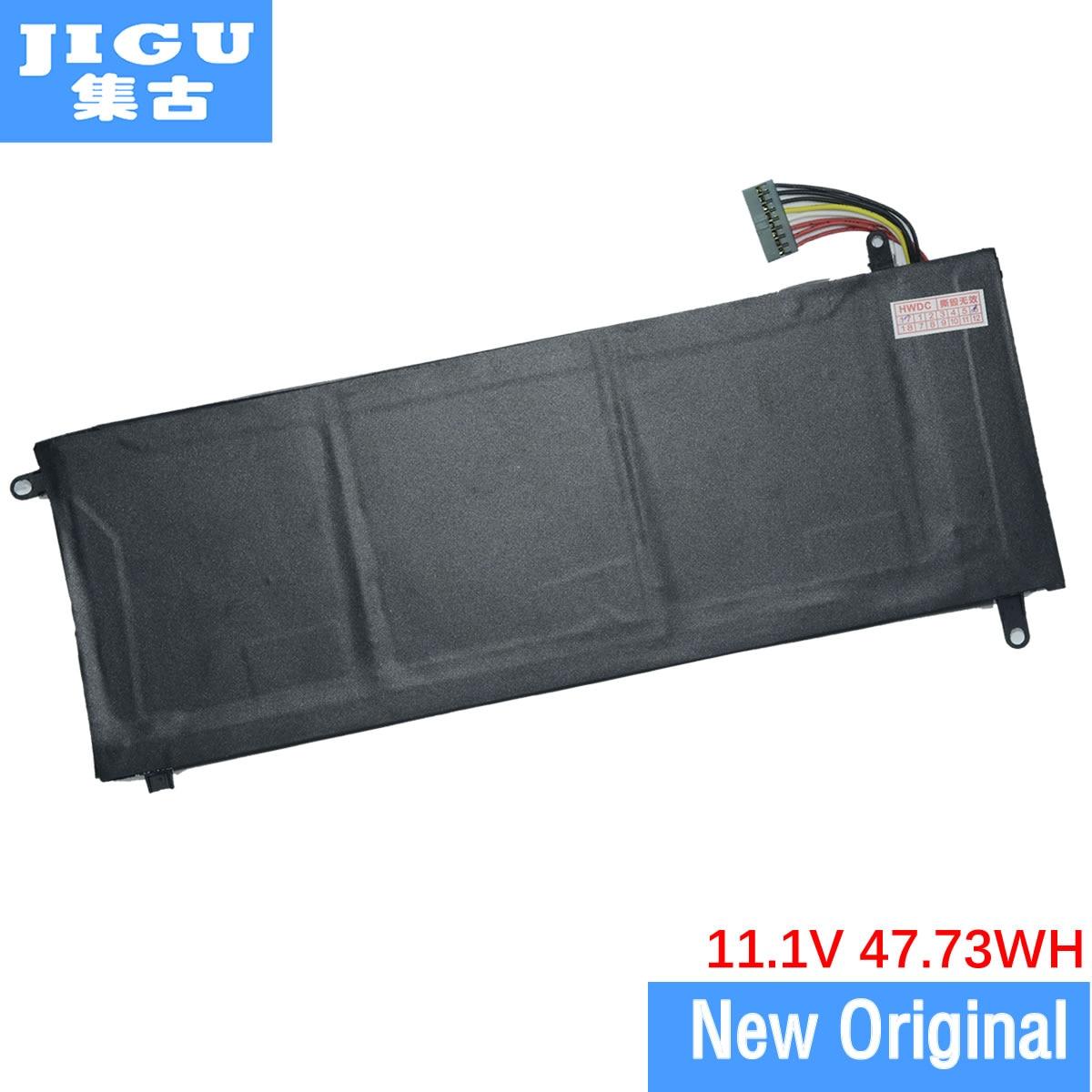 JIGU New 11.1V 4300mAh 47.73Wh Laptop Battery GNC-C30 961TA002F for GIGABYTE U2442 U24F P34G V2 High Quality gnc 300mg 100
