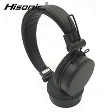 Hisonic auricular bluetooth Inalámbrico Estéreo Plegable Auriculares casque audio Micrófono auriculares Auriculares manos libres
