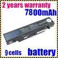 Batería Del Ordenador Portátil 6600 MAH Para R540 JIGU R470 R428 R430 R439 R467 X360 R478 R480 R517 R518 R522 AAPB9NS6B PL9NC6W PB9NC6B r730 Negro
