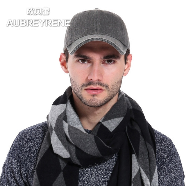Men's Winter Hat In The Warm Spring and Autumn Days Old Old Hat Peaked Cap Ear Thick Baseball Cap Hat  B-1529