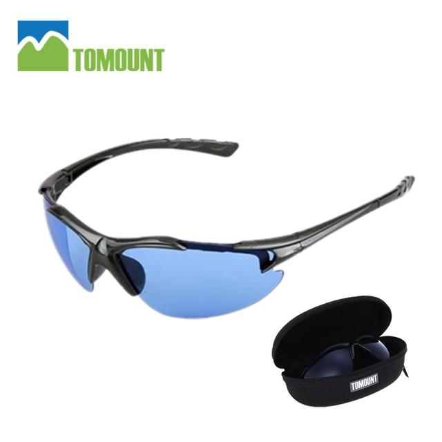 1b9e89065b5b8 Azul Lente uv400 Sports Óculos De Sol Ciclismo Óculos Óculos de Proteção  para Os Olhos de