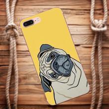 Xiaomi mi 8 case  with Pug print