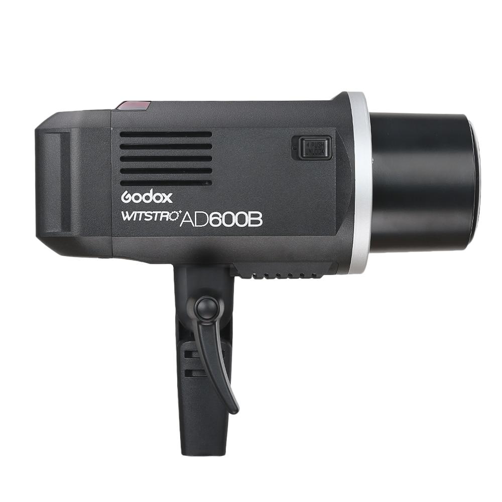 Baru Kedatangan Godox 2.4G sistem X nirkabel AD600B Bowen Mount E-TTL - Kamera dan foto - Foto 3