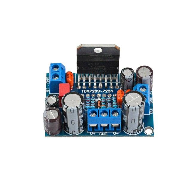 AIYIMA TDA7294 Mono amplifikatör kurulu ses amplifikatörü kurulu 85W BTL Amp montajlı kurulu doğrultucu devresi