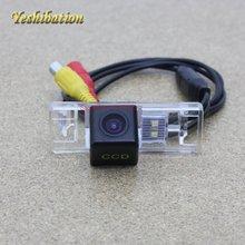 Yeshibation Rear View Reverse Camera For Citroen Berlingo/Doninvest  HD CCD Night Vision + Reverse Car Camera Rear Backup Camera