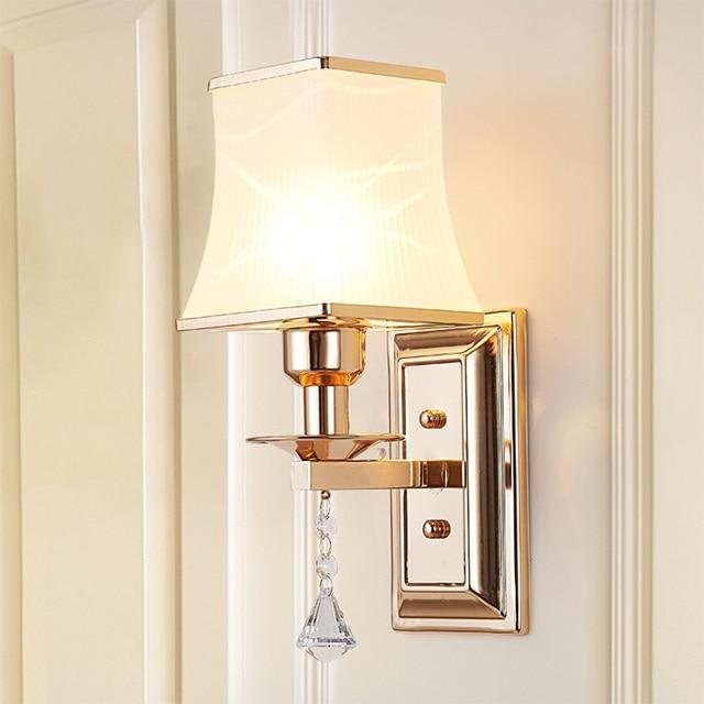 Hghomeart Wall Sconce Lights Luminarias E27 Led Lamp Bedside Reading Lighting Modern Corridor Light Fixtures