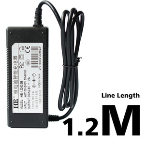 Image 4 - KingWei 1pcs DC 16.8V 2A AC 100V 240V Adapter Converter Power Supply Power Adapter Wall Charger for 18650 Lithium Battery