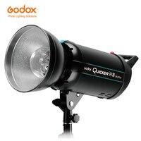 Godox quicker300d видео Аксессуары для фотостудий вспышки света фотографии вспышки света 300d Универсальный Godox фотовспышкой Studio фонарями 220 В