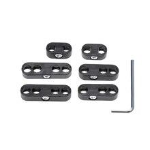 7 мм 8 мм Свеча зажигания провода разделители станок для автомобиля Stying авто аксессуары для Chevy для Ford& Mopar