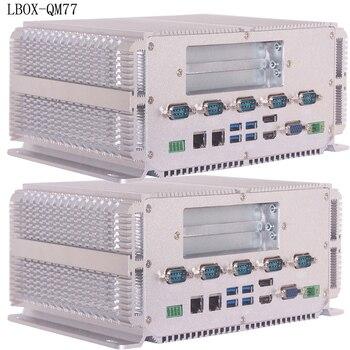 intel core i7 3610QM processor embedded mini pc 1xHDMI 8*USB & 6xCOM & 2xSATA Industrial Computer