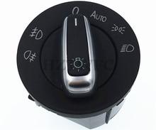 Фар переключатель противотуманной фары для VW EOS Golf Jetta Mk5 Mk6 Passat CC Tiguan Touran CADDY Passat B6 Scirocco 5ND 941 431B 5ND941431B