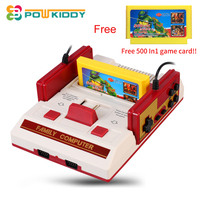 Hot Sale Family Tv HD Video Game Console 8 Bit Games Built In 108 Classical Games