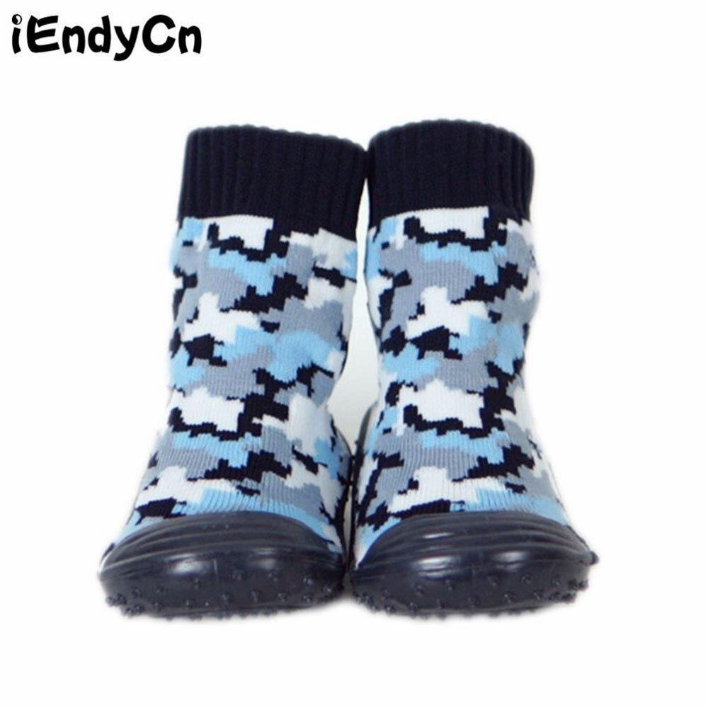 pirmosios vaikščiojimo vaikiškos kojinės su guma padais Kūdikių kojinės Naujos vasaros kūdikių kūdikių batai YD433