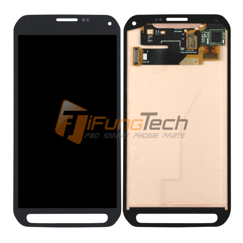 Free Shipping 100% tested Original For Samsung Galaxy S5 active LCD G870 LCD Display Screen Digitizer Assembly new lcd digitizer with touch screen glass for samsung galaxy s5 active g870 g870a free shipping
