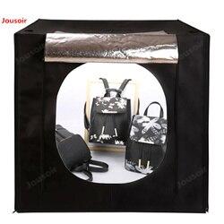 LED Photographic lamp softbox large 100cm studio fill light photo set shooting prop equipment CD50 T03