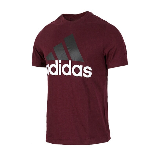 Товар Original New Arrival 2018 Adidas ESS LINEAR TEE Men s T-shirts ... b01e1ee9438