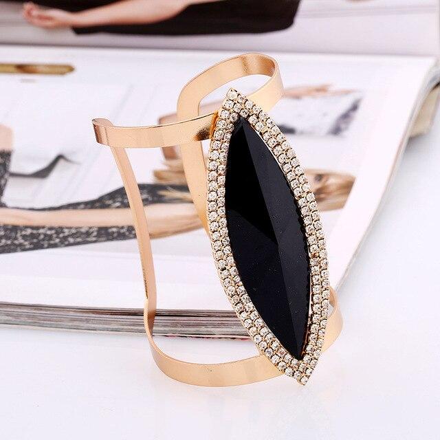Купить lzhlq 2021 новый модный длинный металлический браслет для женщин картинки