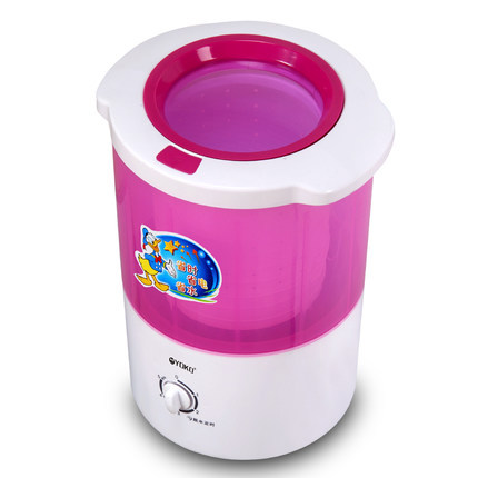 Freeshipping 190w Power Mini Dryer Can Dry 2.0kg Clothes Single Tub Top Loading Dryer Semi Automatic Dehydrating Machine