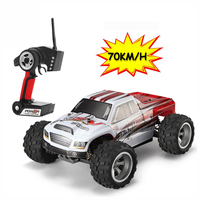 70KM/H New Arrival 1:18 4WD RC Car Wltoys A979 B 2.4G Radio Control High Speed Truck RC Buggy Off Road VS Wltoys A959 Truck
