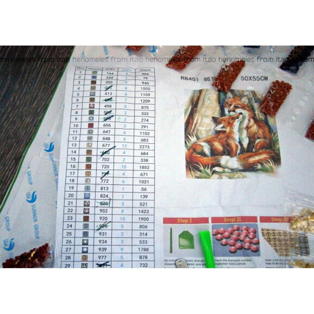Diamante bordado DIY 5d diamante pintura girasol Cruz puntada kits ...
