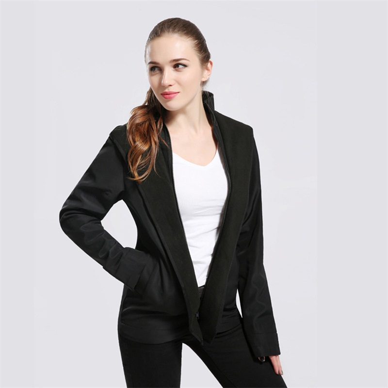 Pregnancy Windproof Blouses Shirts Daddy Chen Baby Carrier Jacket Kangaroo Warm Maternity Pregnant Zipper Casual Clothes