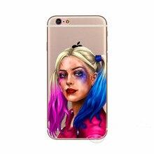 Super Hero Case For iPhone 5 5S SE 6 6S 6 7