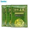 24 Pcs/3 Bags Sumifun Far IR Tratamento Poroso Médica Chinesa Gesso Alívio Da Dor Remendo 10X13 cm para Aliviar A Dor Nas Articulações K00803