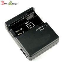 : AoneCheer Камера Батарея Зарядное устройство для Nikon D3000 D5000 D8000 D60 D40 D40X EN-EL9 EN-EL9a Lithunm-ионный Батарея Зарядное устройство US/EU