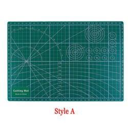 Случайном порядке ПВХ коврик для резки A4 прочный самовосстановления Cut Pad Лоскутные инструменты аксессуары ручной работы резки пластины
