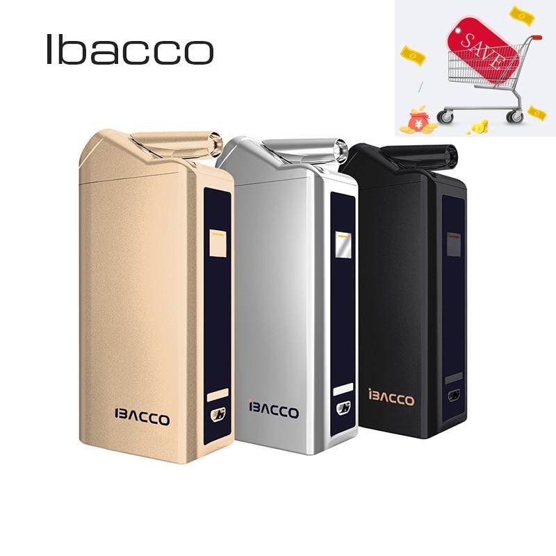 Kit de vaporizador de cigarrillo electrónico de calor no de fuego, vaporizador de caja Mod para calentar tabaco 5 modos de trabajo inteligentes