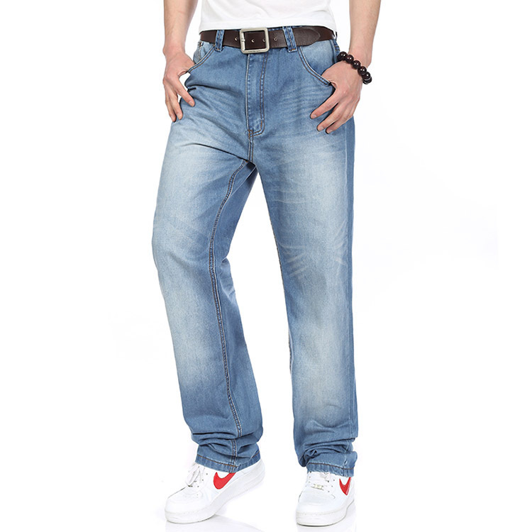 Aliexpress.com : Buy 2014 New Brand Denim Hip hop Jeans Men Pants ...