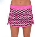 Envío Libre 2016 Resorte de Las Mujeres de Cintura Alta Faldas Plisadas Minifaldas, Verano mujer Casual Faldas Cortas