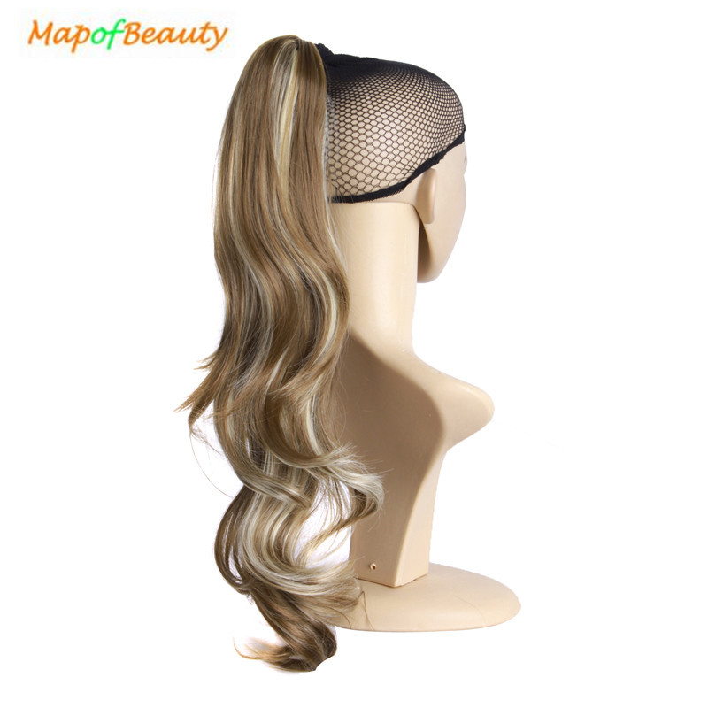 Synthetic Extensions 20 Long Straight Synthetic Hair 1 Clip In Hair Extensions 14 Colors White Blonde Clip On Hairpieces Women One Piece Mapofbeauty