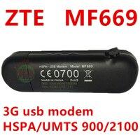 Zte 3g Modem Mf669 Hspa 3g Dongle Adapter Usb Sim Card Module Usb Stick Adapter Pk