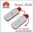 Unlock lte fdd 150 mbps huawei k5150 4g lte usb stick lte 4g Módem usb 4g wifi dongle PK k5006 e3372 e3272 E398 k5005 E3276 K5006
