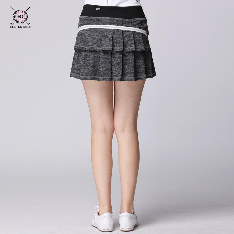 36c792b447 Bg golf skirts sports clothes ladies short skirt women's summer elastic culottes  skirt with shorts inside
