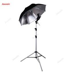 Flash Bracket Converter head + multifunctional metal lamp holder hot boot port + reflective umbrella CD50 T07
