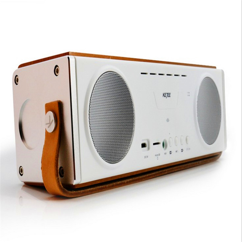 Music Center Bluetooth Street Speaker 20W Sound Bomb Hi Fi System Portable Sub Woofer Audio System High Power Acoustic