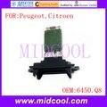Новый Мотора Вентилятора Резистор использование OE НЕТ. 6450. Q8/6450Q8 для Peugeot Citroen