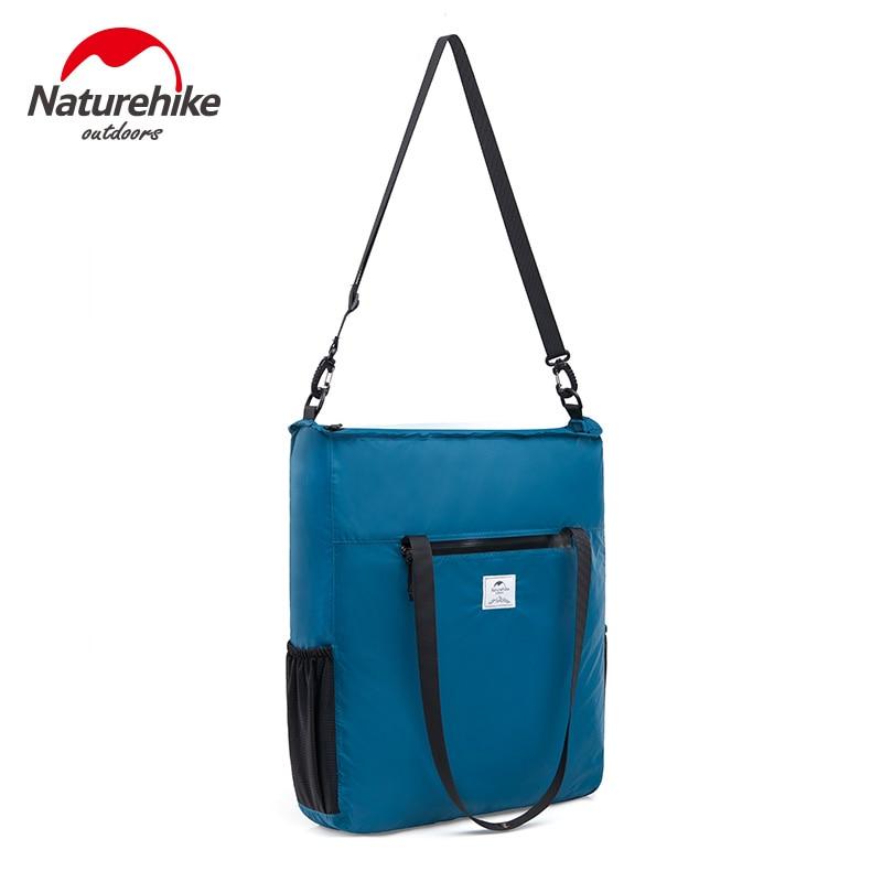 Sacchetto Trekking Bags Borse Donne Black Delle Bolsa Spalla Signore Viaggio Per Tote Luce Portatile blue Grande Di Capacità Ultra Le All'aperto grey Naturehike PCwxT6aq
