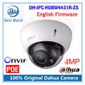 Dahua Английский Прошивки IPC-HDBW4431R-ZS H.265 Ip-камера 2.8 мм ~ 12 мм с переменным фокусным расстоянием моторизованный объектив 4MP IR50M с sd Карты слот POE