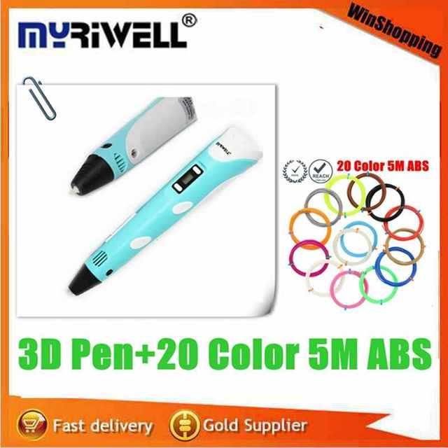 3d printing pen temperature