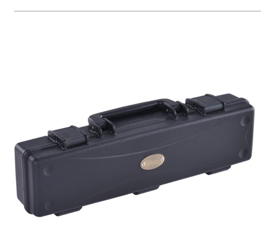 Plastic waterproof shockproof Violin suitcase plastic tool box in Tool Cases from Tools